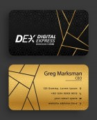 Premium Business Cards -
