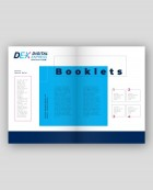 Booklets - Printed with precision