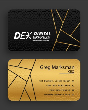 Premium Business Cards |