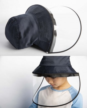 Hats with visor |